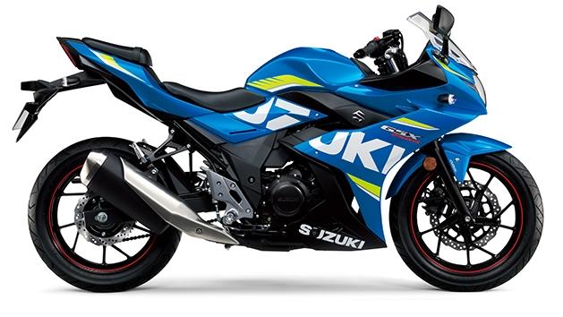 SUZUKI GSX-R 250 ABS Image