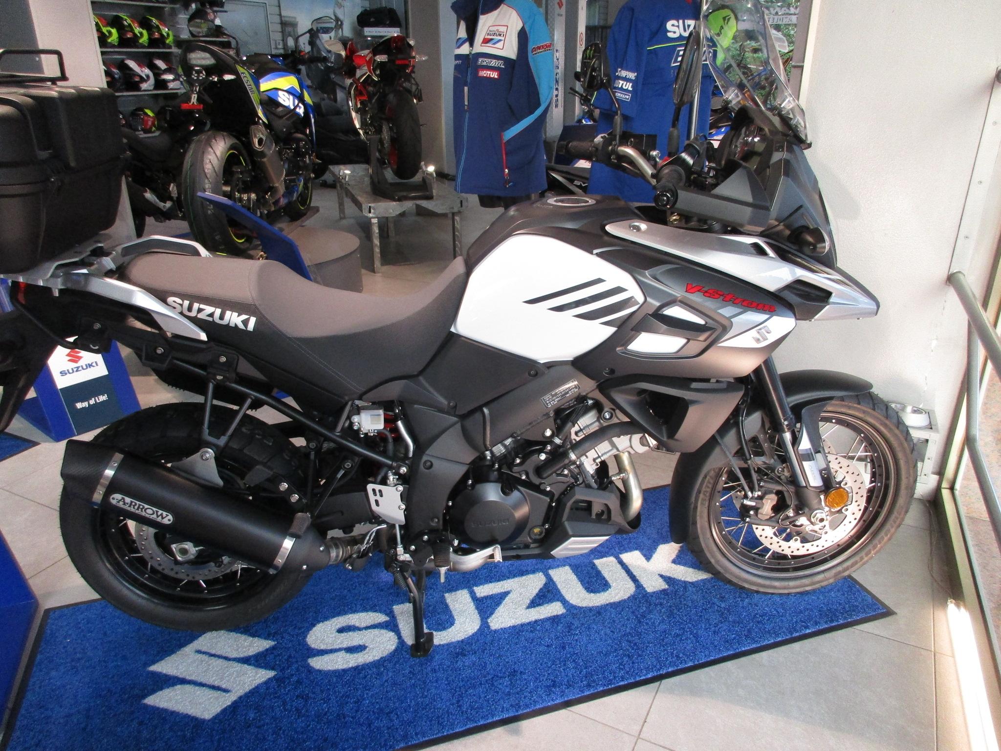 SUZUKI V-STROM 1000 XT ABS Image
