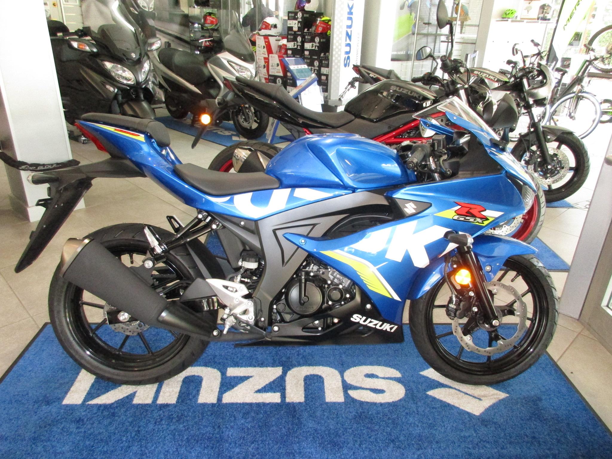 SUZUKI GSX-R 125 ABS Image