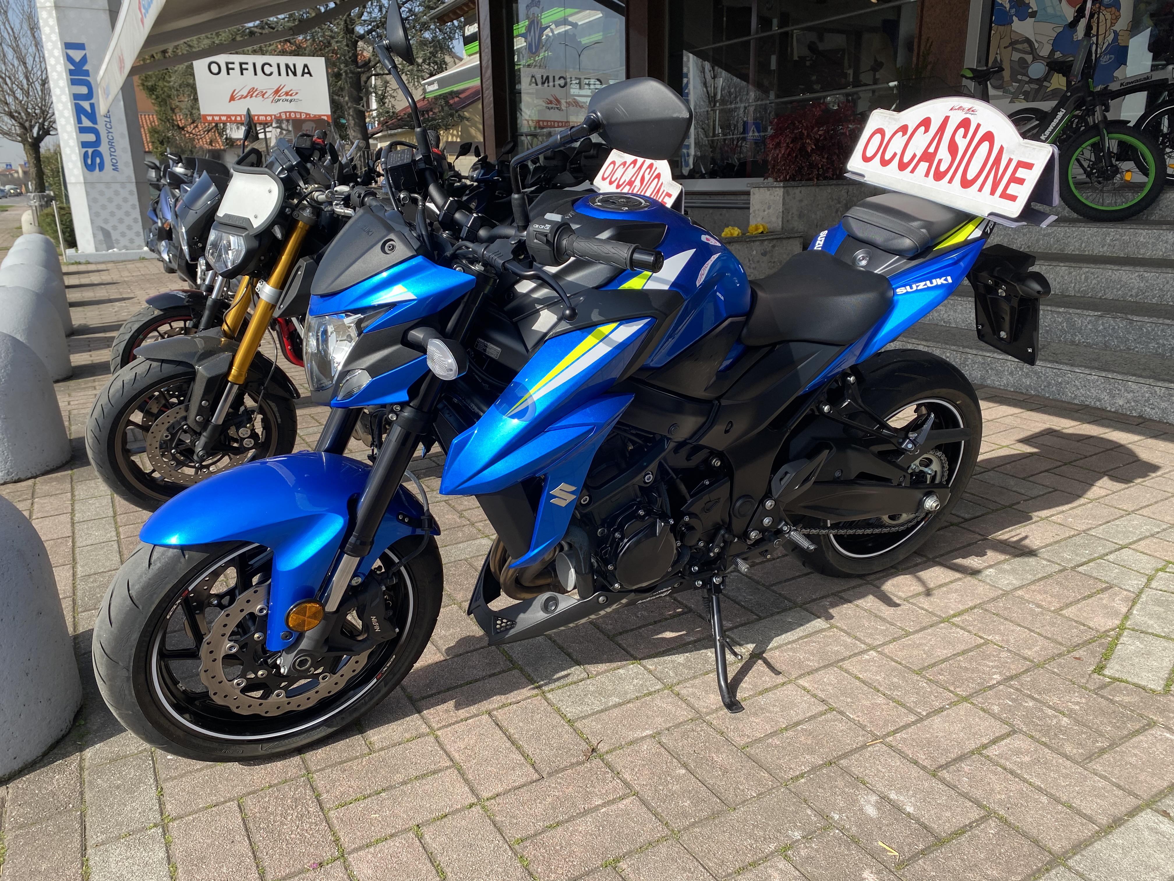 SUZUKI GSX-S 750 ABS Image